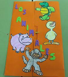 Aquí os dejo los lapbook realizados por los alumnos de primero para el tema de los animales.                     Noemí                ... Science, Books, Crafts, Fictional Characters, School Projects, Infant Learning Activities, Animal Projects, Animal Classification, Animaux