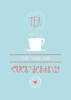 Tea the cure for Everything