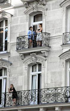 Windows, Paris