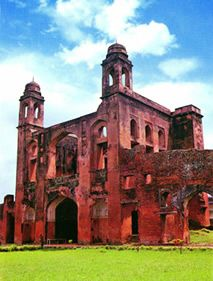 Lalbagh Fort - Banglapedia Tourist Places TOURIST PLACES : PHOTO / CONTENTS  FROM  IN.PINTEREST.COM #TRAVEL #EDUCRATSWEB