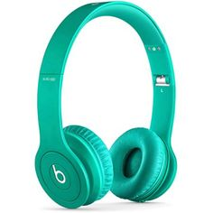 Refurbished Beats by Dr. Dre Drenched Solo Over-Ear Headphones - Walmart.com fc87095d4d
