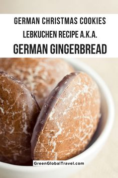German Christmas Cookies, German Cookies, German Gingerbread Cookies Recipe, Gingerbread Recipes, Holiday Cookies, Ginger Bread Cookies Recipe, Ginger Cookies, Cookie Recipes, Fruit Cookies