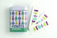 Robots Bandages