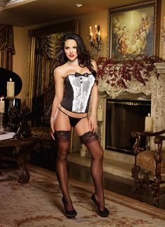 New Year's Eve corset