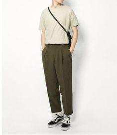 Indie Fashion, Streetwear Fashion, Men's Fashion, Fashion Outfits, Looks Vintage, Stylish Mens Outfits, Casual Outfits, Estilo Vans, Korean Fashion Men
