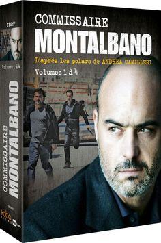 Commissaire Montalbano - intégrale - Volume 1 à 4 | SERIE TV | DVD - NEUF