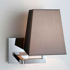 Quadra Joint Swing Arm Wall Lamp | Contardi at Lightology