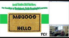 Social Studies Skill Builders Good-bye Worksheets, Hello Real Learning http://www.teachtci.com/teaching-strategy--classroom-technology-webinars/social-studies-skill-builders-good-bye-worksheets-hello-real-learning.html