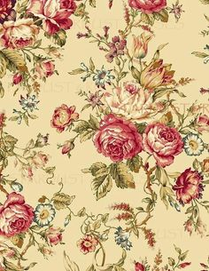floral print on a beige background Decoupage Vintage, Vintage Diy, Vintage Paper, Vintage Flowers, Antique Background, Paper Background, Beige Background, Calligraphy Wallpaper, Paisley Wallpaper