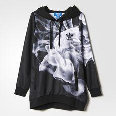 adidas - White Smoke Hoodie