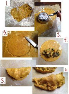 ... about Empanadas on Pinterest | Empanada, Curries and Chicken curry