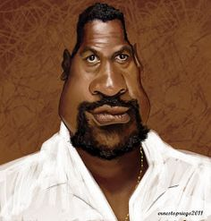 Denzel Washington: is it me?  I just don't see the resemblance... Great artwork anyway!
