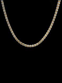 Solid 10k Gold Saint Jude Thaddeus Rope-Style Rectangular Frame Pendant