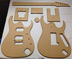 RG Petrucci Style template