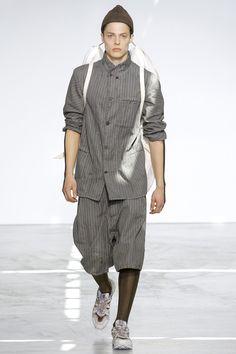 Boris Bidjan Saberi Spring 2017 Menswear Fashion Show More