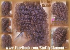 Crochet Braids Las Vegas : Crochet braids, Las vegas and Braids on Pinterest