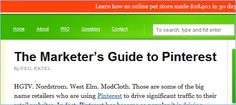12 mistakes that will kill your blog every time you make a post... very neat article!