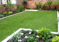 Modern Garden Design with Elegant Appear