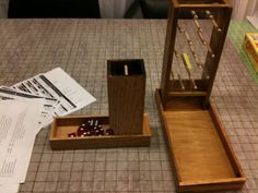 Mini Dice Tower » Key Our Cars