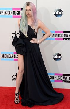 Ke$ha #AMA  i love her, i hope she bounces back and becomes happy with herself.