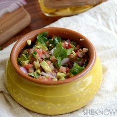 The perfect boozy salsa for Cinco de Mayo!