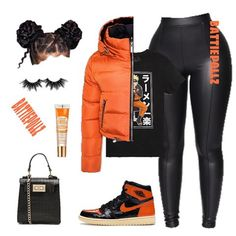 Boujee Outfits, Baddie Outfits Casual, Swag Outfits For Girls, Teenage Girl Outfits, Cute Swag Outfits, Teen Fashion Outfits, Dope Outfits, Sporty Outfits, Polyvore Outfits