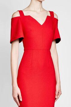 Pencil Dress - Roland Mouret | WOMEN | GB STYLEBOP.COM