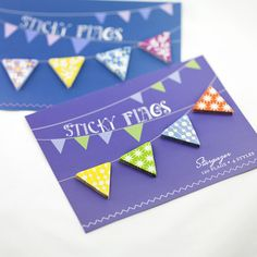 Sticky Page Flags
