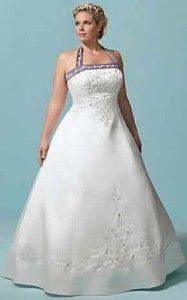vestidos de fiesta para bodas gorditas (9)