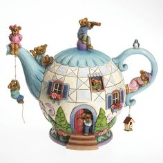 Look, a Boyds bears teapot!!