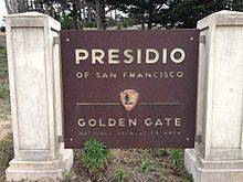 Presidio of San Francisco - Wikipedia, the free encyclopedia
