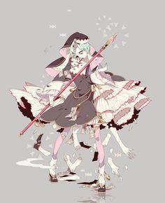 Artwork by shikimi (artist) http://www.pixiv.net/member_illust.php?mode=medium&illust_id=42094623