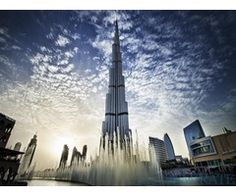 Tickets available for at the top of Burj Khalifa