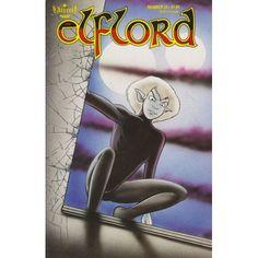 ELFLORD #25   1988-1989   VOLUME 2   MALIBU   $2.40