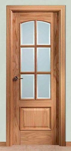 New Interior Doors Flush Door Design, Front Door Design Wood, Double Door Design, Frosted Glass Interior Doors, Interior Barn Doors, Modern Wooden Doors, Barn Door In House, Flush Doors, Small Doors
