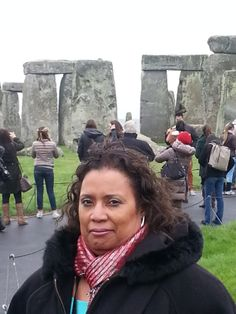 Another Linda pic. Have A Day, Stonehenge, London Travel, Crown, Hair Styles, Beauty, Fashion, Hair Plait Styles, Moda