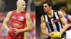 Did u know, that these are the two people that I think are the best footballers in AFL