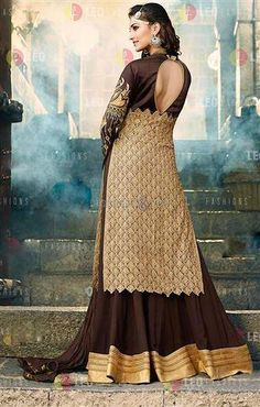 Wedding anarkali palazzo style indo western dress for teen girls USA
