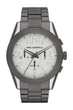 Karl Lagerfeld | Men's Kurator Bracelet Watch | Nordstrom Rack