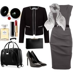 One #jacket many looks  #businessattire  #modernjewellery #styling #elegance  #businesswoman #earrings #instastyle #redpointtailor #fashion #style #ootd  http://bit.ly/1ZZaNt7