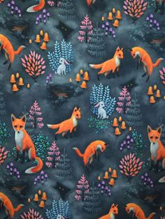 ElinaWee – Ketut 24€/m Fox Fantasy, Fox Crafts, Fox Dog, Art Pictures, Animals Beautiful, Animals And Pets, Art Dolls, Printing On Fabric, Barn