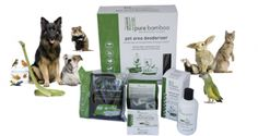 caring for your pets naturally...