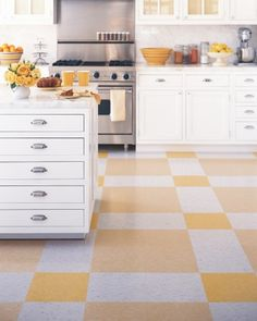 Patterned floors have remained popular throughout the centuries. Whether you're seeking neutral stripes or a more intricate pattern, this guide will get you started.