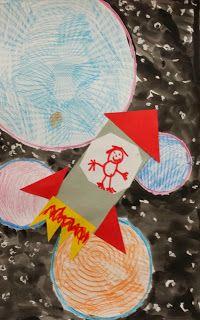 Mrs. Allen's Art Room: Shapes in Space