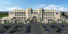 This is what the KSU Football Stadium will look like,I can't wait Kansas State University, Kansas State Wildcats, Wabash Cannonball, Bill Snyder, Flint Hills, Football Stadiums, The Expanse, Manhattan, New York Skyline