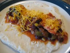 Slow Cooker Chicken Fiesta with Black Beans