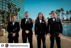 #Repost @rebelutionmusic  Proud to be a part of Music's Biggest Night! #FallingIntoPlace is up for Best #Reggae Album. Tune into @CBS  for @RecordingAcademy / The #GRAMMYs 2017!