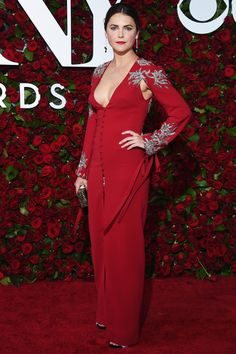 Keri Russell Shows Off Her Impressive Post-Baby Body on the Tony Awards Red Carpet — See the Pic!