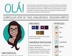 "Check out new work on my @Behance portfolio: ""Currículo - Design Gráfico - Thais Cavalari Rosa"" http://on.be.net/1DZ9oe1"