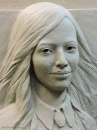 Bildergebnis für facial expression in sculpture relief